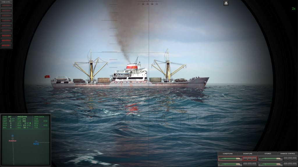 Cold Waters - Killerfish Games